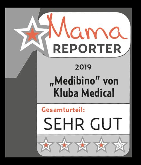 Mama Reporter Testsiegel sehr gut
